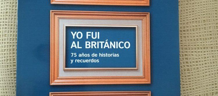 Yo fui al Británico